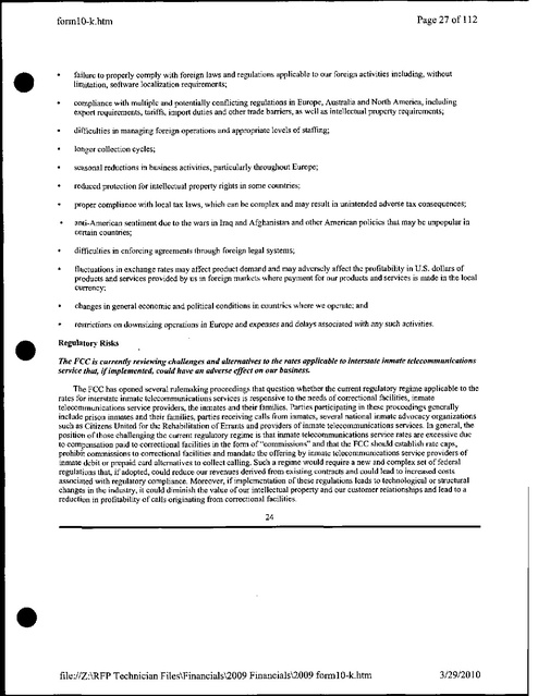 MO Contract With Securus 2011 Part 12 Prison Phone Justice