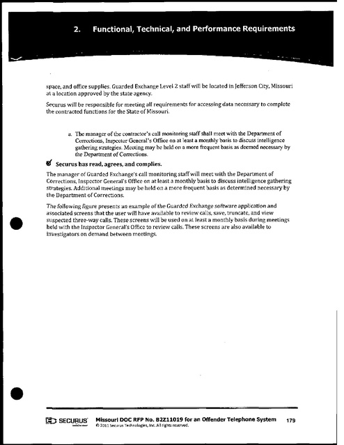 MO Contract with Securus 2011 Part 5 | Prison Phone Justice